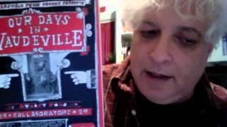 Our Days in Vaudeville book trailer
