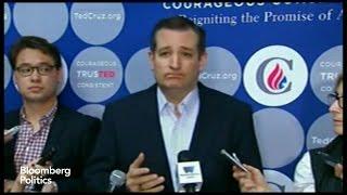 Ted Cruz Asks For Resignation of Spokesman Rick Tyler