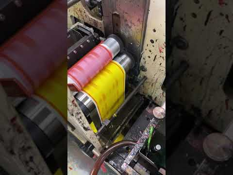 Used Mark Andy 7 Inch, 8 Color From Gb Flexo Equipment LLC