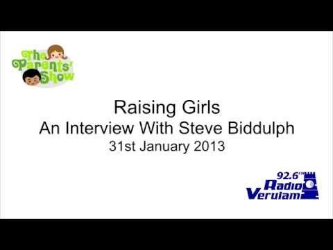Raising Girls - An Interview With Steve Biddulph