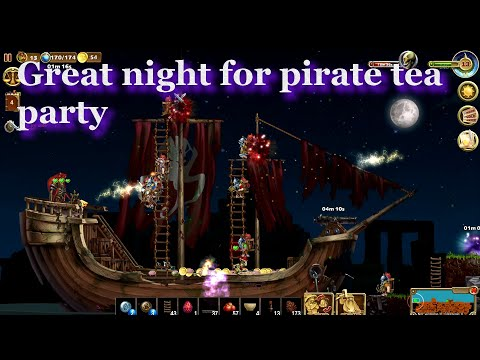 Craft the World gameplay - All dlc - Lighthouse and Pirate Ship - Captain Octopiratus boss and drops |