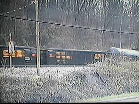 CSX Q303 at Barboursville, West Virginia