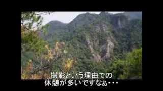 サルの前栽(大阪府・河内長野市)