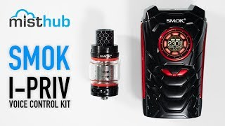 SMOK I-Priv 230W Kit with TFV12 Prince Tank Video