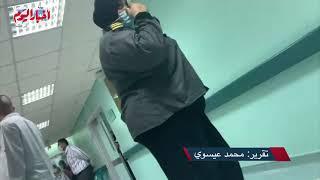 انفراد خروج جثمان دلال عبد العزيز