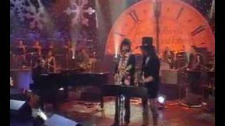 Ron Wood,Slash,Jules Holland - Little Queenie