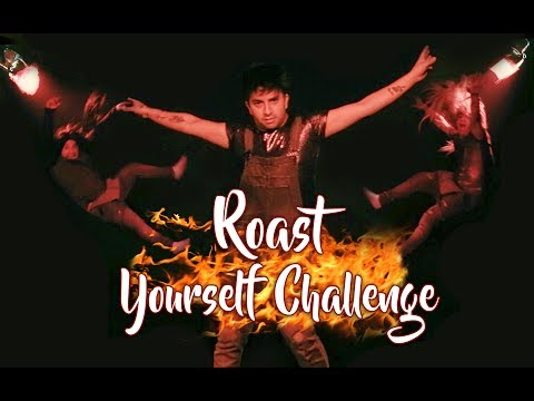 Roast Yourself Challenge | Mario Aguilar