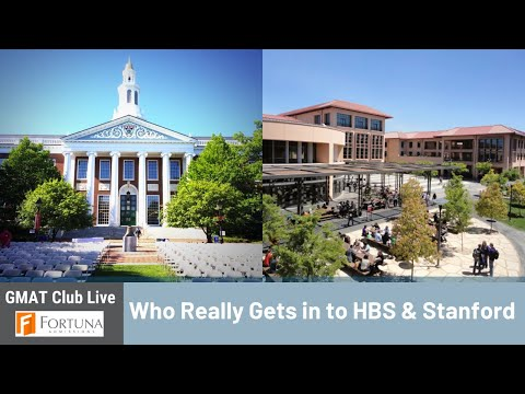 Who Really Gets In To HBS And Stanford GSB