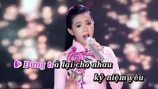 [KARAOKE - BEAT] Đừng Trả Cho Nhau - Thiên Quang ft Quỳnh Trang