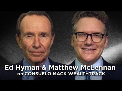 U.S. Growth Accelerating/U.S. Recession Years Away - Wall Street's #1 Economist Ed Hyman
