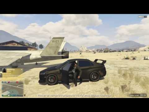 {PC} GTA V Online - I cant fly...Hackers and more CEO runs
