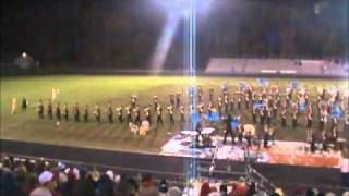 Jefferson High School (WV) Cougar Marching Band - Gangsta Jazz (2010)