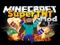 Download Minecraft - SUPER TNT MOD - MASSIVE EXPLOSIONS MP3 song and Music Video
