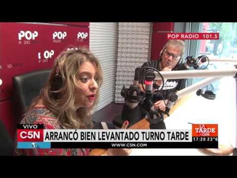 C5N - Duplex con Radio Pop: Beto Casella