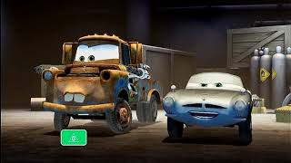 Opening To Cars 2 2011 DVD (Australia)