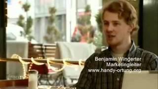 Handy-Ortung.org bei Frau TV im WDR