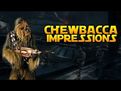 CHEWBACCA IS FANTASTIC... Sometimes... - Star Wars Battlefront 2