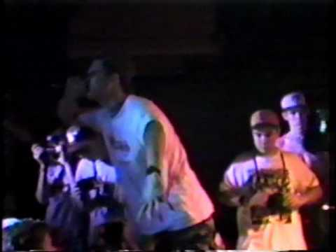 Memphis hardline gathering 1991