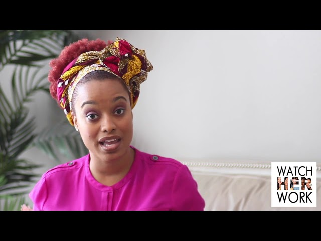 Time: Research What Works For You, Crystal Washington | WatchHerWorkTV