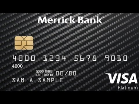 Merrick bank credit card small claims