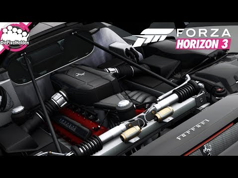 FORZA HORIZON 3 - ENGINE SWAP - Jetzt wird getauscht - MULTIPLAYER - Let's Play Forza Horizon 3