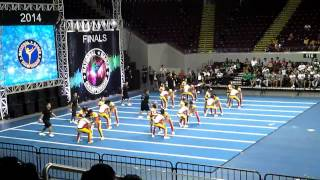Taguig City University - NCC Finals 2014