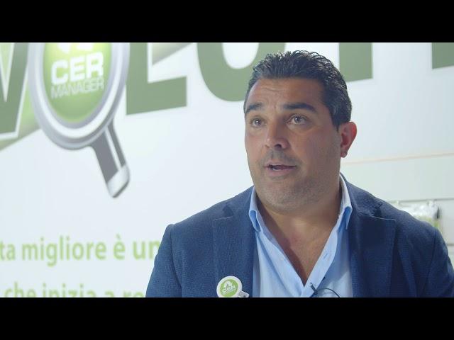 Intervista Antonio Arcuri - Cer Manager