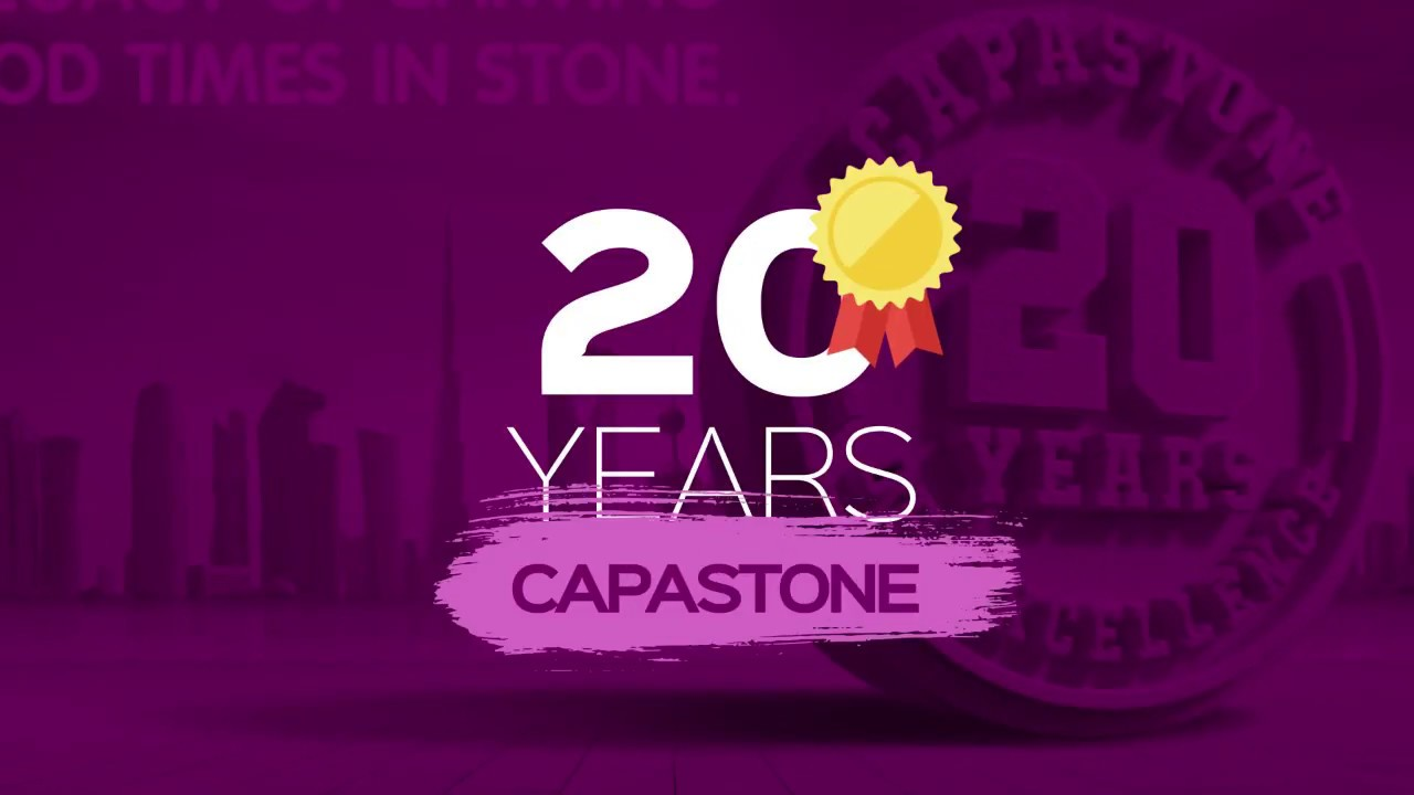 Caparol Paints Celebrates 20 Years of Excellence of Capastone (Press Video:  AETOSWire)