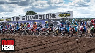 Download Lagu Bounce back Britain: Pro MX racing restarts at legendary circuit after Covid lockdown mp3