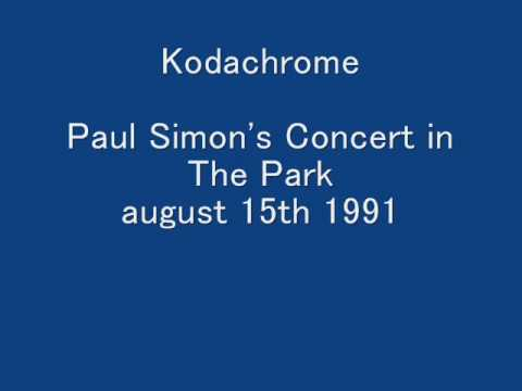 Kodachrome Paul Simon.wmv
