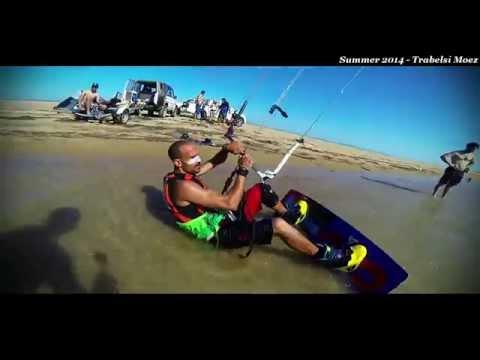 Tunisia SummerTime - kiteSurf & jet-ski bizert - GoPro Black Edition