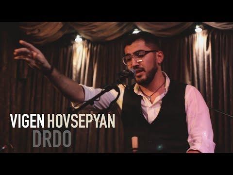 Vigen Hovsepyan - Drdo / Live In 12 Club, Yerevan, 07/12/2017