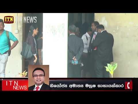 Minister manusha Nanayakkara