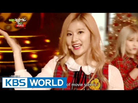 TWICE - Like OOH-AHH | 트와이스 - OOH-AHH 하게 [Music Bank Christmas Special / 2015.12.25]