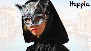 Венецианские маски с ободком / Обзор