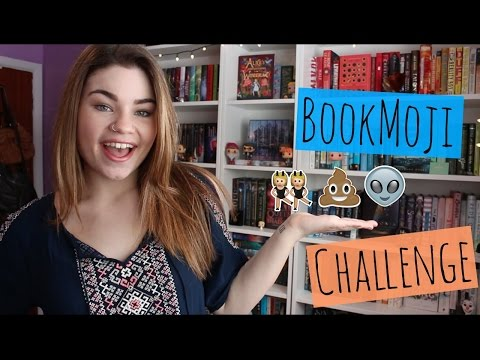 The Bookmoji Challenge!