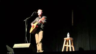Jason Isbell - Acoustic Set - Carbondale, IL 10/09/15