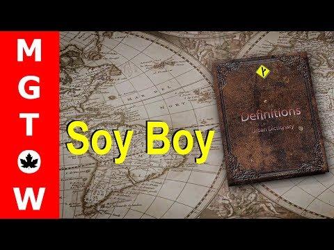 Urban Dictionary Minute: Soy Boy