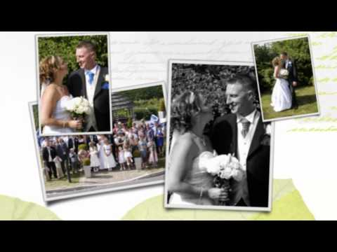 Grander Grooms and Graceful Gowns - YouTube