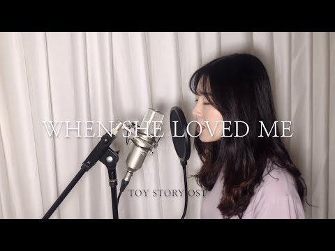 DISNEY TOY STORY OST - When She Loved Me (Acoustic Ver.)(cover By Monkljae)