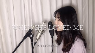 Download Lagu DISNEY TOY STORY OST - When She Loved Me (Acoustic ver.)(cover by Monkljae) mp3