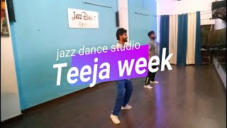 teje week dance video|jazz dance studio|song jordan sandhu