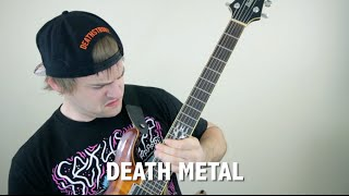 �������� ���� Deathcore VS Death Metal ������