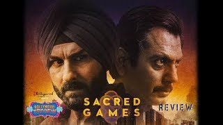 Sacred Games | Review | Bollywood TriView