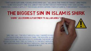 The Most Severe Sin in Islam is Shirk (Polytheism) Worshipping Others Than Allah