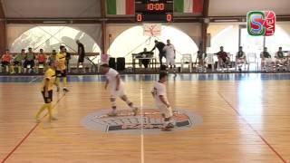 Calcio a 5, Serie C2: Itex Honey - Roma c5, highlights e interviste
