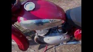 Двигатель Ява 350/360 (02.05.2016) Тест после ремонта(Двигатель Ява (Jawa) 350/360 после капитального ремонта. (Тест: 02.05.2016) Мотоцикл является стендом для испытания..., 2016-05-02T10:30:31.000Z)