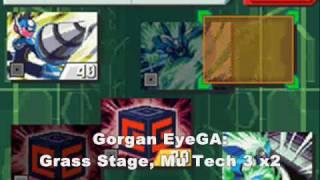 Mega Man Star Force 3: Galaxy Advances!