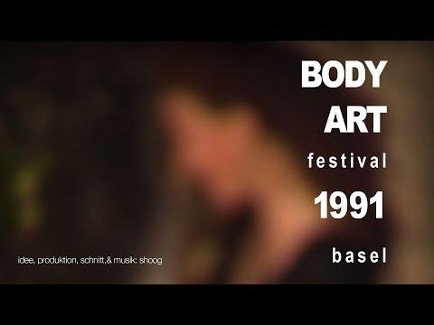 BodyArt Festival 1991