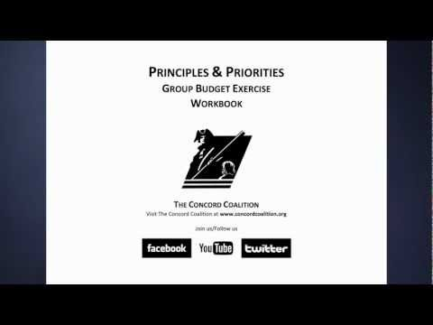 "How to play ""Principles and Priorities"""